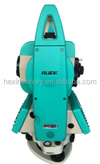 "Ruide R2 with 2"" angle accuracy cheap total station for surveying"