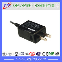 Power adapter/switching power supply/ac dc adapter with KC PSE UL FCC CE GS certificate