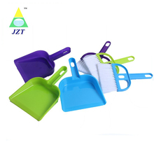 Best Selling Short Handle Plastic Dust Pan With Brush Set