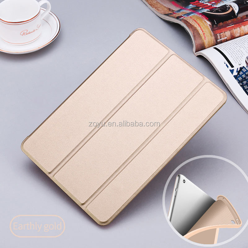 2017 Wholesale Stock New Leather Case For iPad Pro 10.5 For Apple iPad Pro 10.5 inch