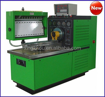 2017 factory supply high quality diesel injection pump test bench