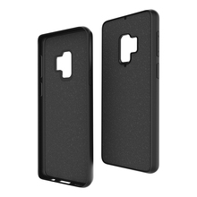 for samsung galaxy s9 hybrid TPU PC 2 in 1 with inlay groove designs mobile phone case