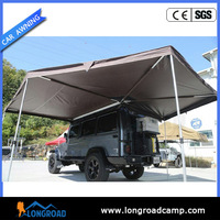 270 Degree Off Road Auto Vehicle Foxwing Awning Roof Top Tent For Sale In China