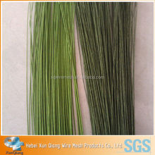 2013 HOT Export Paper Covered wire (craft flower use)/32cm cut long stem wire