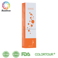 Red one anti-allergy hair color cream for women