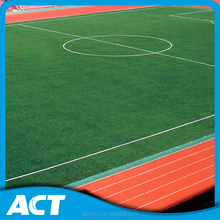 Cesped Artificial de futbol verde de plastico al aire libre Football Grass Made In China ACTFT-1162