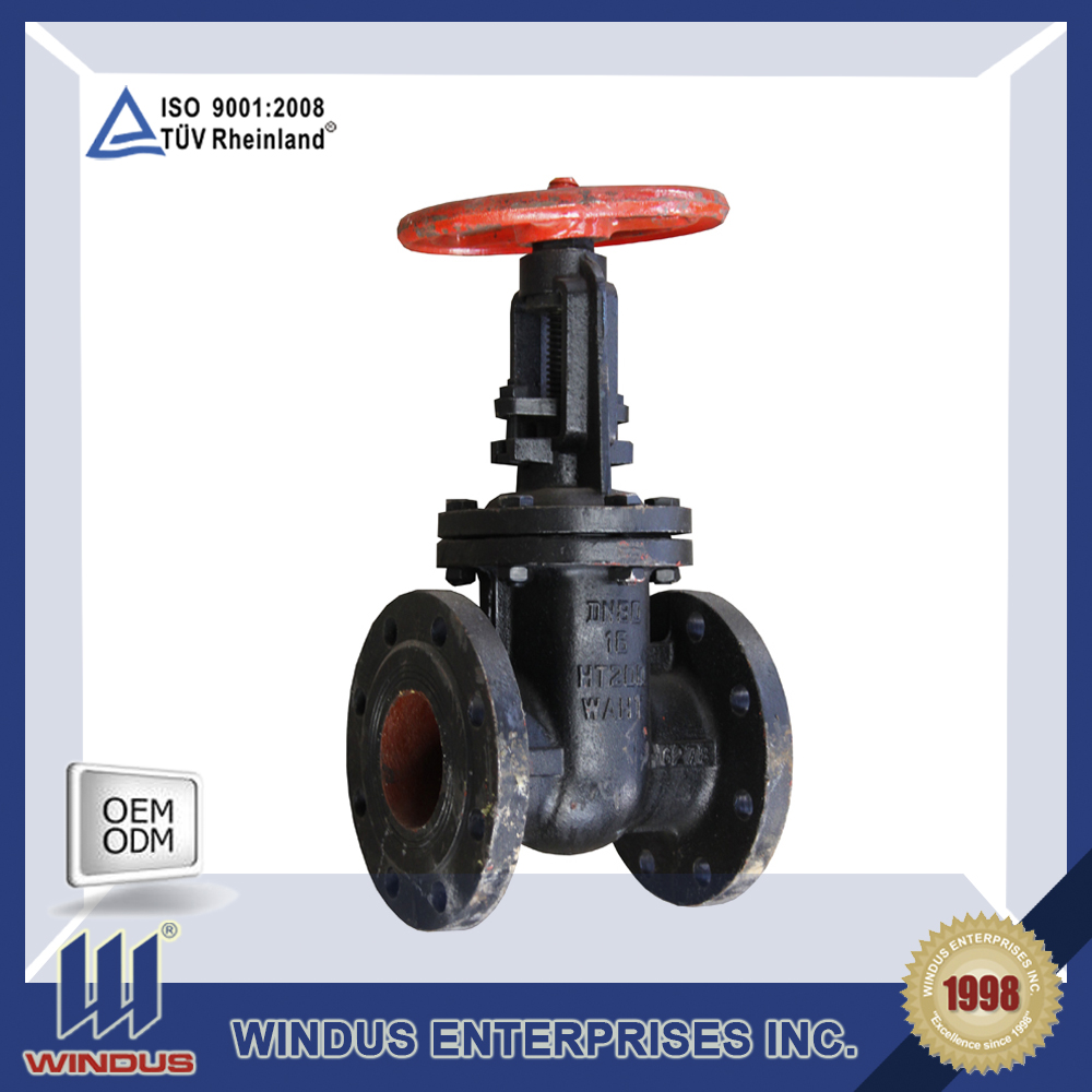 TKFM electronic duplex stainless steel flanged gate valve dimensions