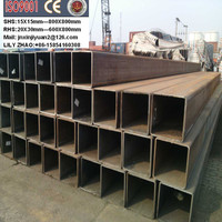 Minerals Metallurgy Steel Hollow Sections China
