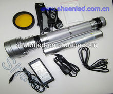 HID 50W High power flashlight for outdoor working