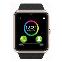 High Quality Smart Watch With Sim Card GT08 Bluetooth Smart Watch For Smart Phones