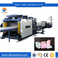 Modern Extruded Polystyrene Foam Board Surface Notching Machine