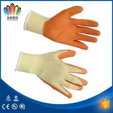 Attention! latex coat color change gloves