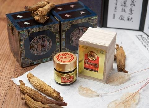Korean Red Ginseng Extract-30g, Health Food