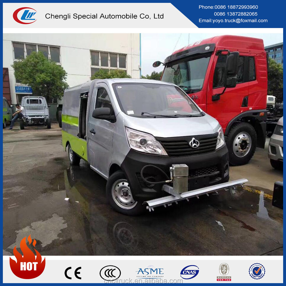 NEW design dongfeng high pressure washing truck with cheap price