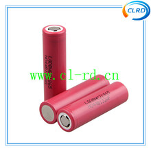 rechargeable lg battery 2500mah high quality 35A lg he2 18650 battery