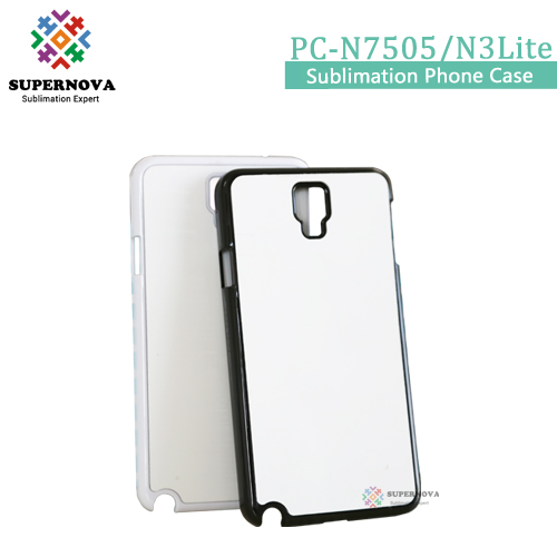 Sublimation Blanks Cell Phone Case for Samsung Galaxy Note 3 Lite