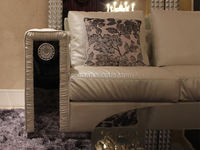 fabric new classical french style solid wood furniture 2012 modern sofa