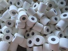 Commercial toilet tissue for hotel