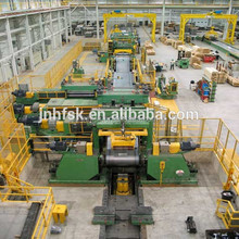 Standard Speed Steel Coil slitting line machine/cut to length line