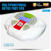New product negative electric cell far infrared electronic ion spa ioninfra best ionizer life ionic foot detox machine