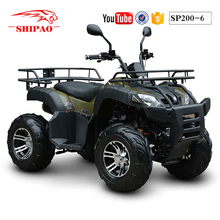 SP200-6 Shipao lie double arm shock 4 Stroke amphibious off road vehicle