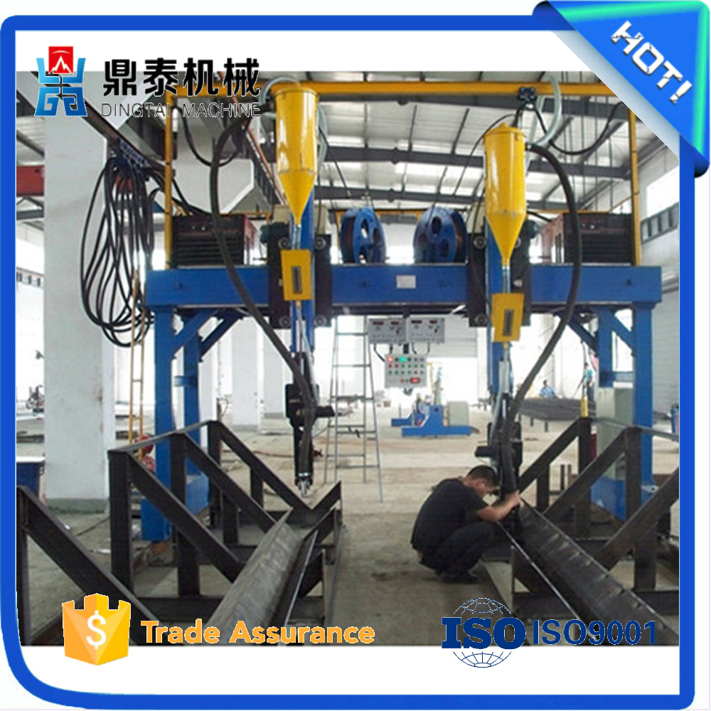 Competitive quality submerged arc welding machine, line welding equipment