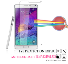 Anti-scratch Protective Film Tempered Glass Screen Protector for Samsung Galaxy Note 2 3 4 5