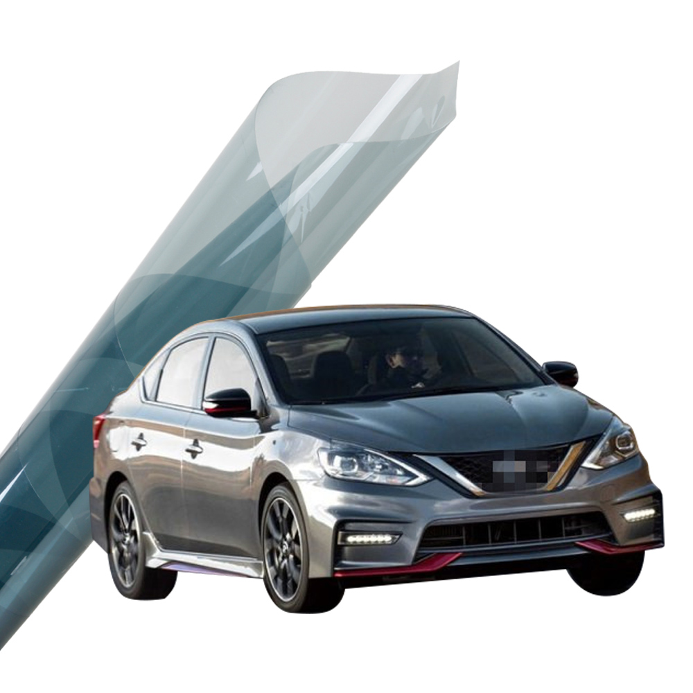 5%-80% VLT 100% IR Cut 99% UV Rejection Nano Ceramic Window Tint Film For Car/building.