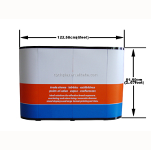 Aluminum and PVC Material Pop-up display wall pop-up exhibition stand