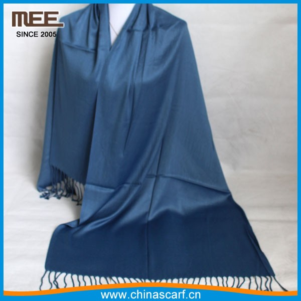 big size rayon material trim real stole shawl scarf