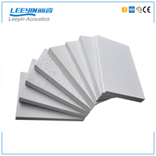 decorative mineral fiber acoustic board for ceiling and wall