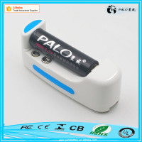 Factory direct sale Electric Type 3.7V Cylinder Lithium battery Use 18650 charger with LED indicator
