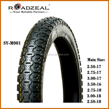 Factory brand good quality china motorcycle tyre 2.50-17 2.50-18 2.75-17 3.00-17 2.75-18 3.00-18