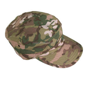 Xinxing Multicam Army Ripstop Camouflage Army BDU Combat Military Digital Camo Cap for Army HT01