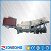 Factory Price Mobile Mineral Coal Crushing