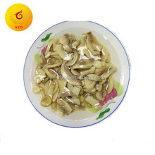 Canned vegetarian food canned mushrooms pieces and stems
