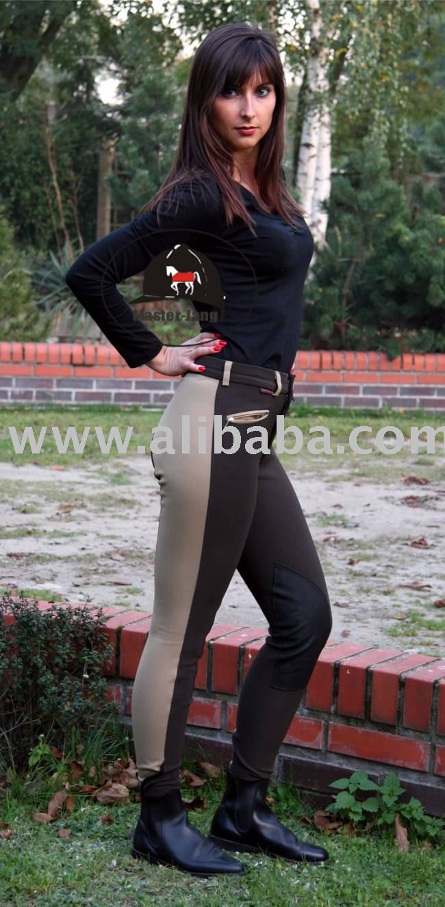 horse riding breeches MASTER-MIX Mixed colours