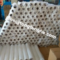 2015 Blue Film LLDPE Packaging Material Pallet Wrap Plastic Rolls