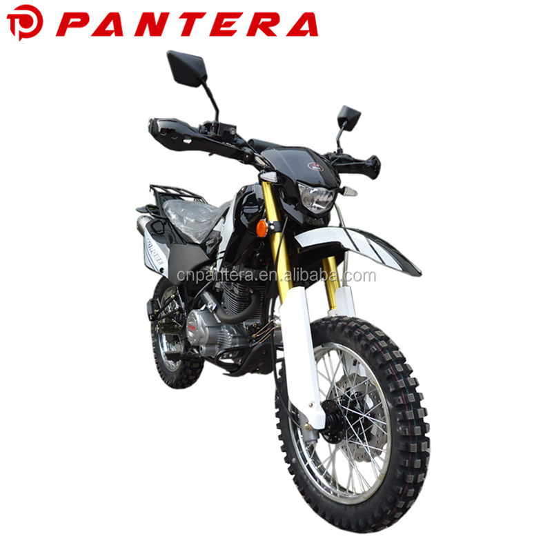 High Displacement New 200cc Off-Road Motorbike