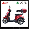 Elderly adult 500w electric scooter tricycle