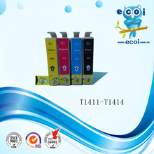 Refill ink cartridge,Compatible ink cartridge for E-T01411/2/3/4 with lower price