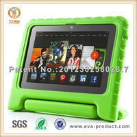 Factory direct wholesale price handle stand kids tablet case for kindle fire hdx 7 2014