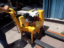 soil compactor roller, earth roller, mini road roller