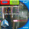 waterproof special laser PET film holographic label