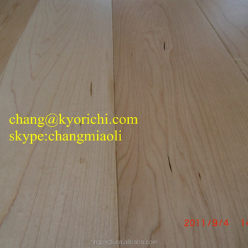 Hard Maple Engineered Wood Flooring
