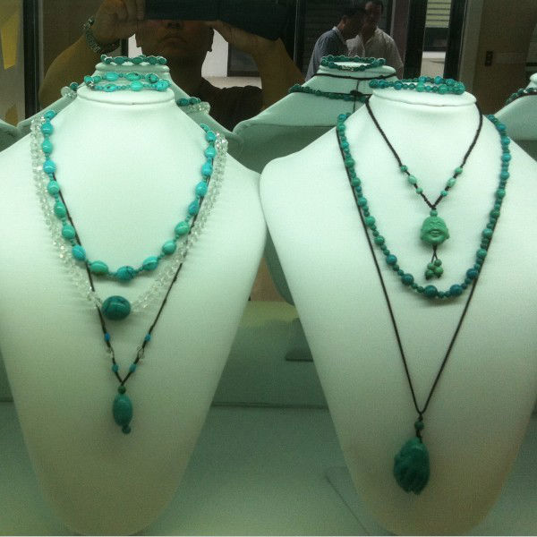 New Design Turquoise Necklace Jewerly