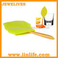 leaf design silicone toothbrush cover for travel