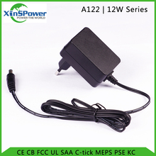 Level VI efficiency 12w Quick portable power adapter for Panasonic