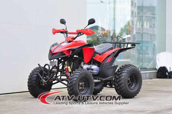 high quality single cyulinder 4-stroke fully automatic ATV 200cc