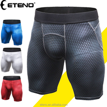 Compression Shorts Workout Slimming Fit Bodybuilding Crossfit Summer Shorts For Men